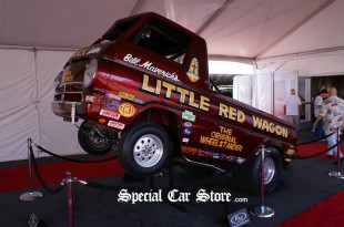 """1965 Dodge A100 Pickup Truck """"Little Red Wagon"""" - RM Auctions Icons of Speed & Style 2009"""