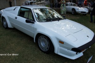 1985 Lamborghini Jalpa at Art Center Car Classic 2013