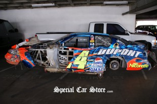 2006 Chevrolet Monte Carlo NASCAR Nextel Cup Car (Jeff Gordon) - RM Auctions Icons of Speed & Style 2009
