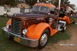 Dunkel Bros. Moving at Steve McQueen Car & Motorcycle Show