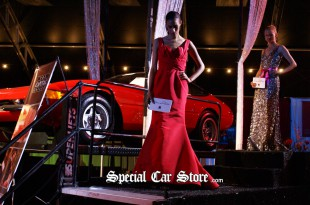 Oscar de la Renta Fashion Show, Barrett-Jackson Orange County
