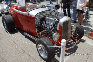 1932 Ford Hi-Boy Rodeo Drive Concours d'Elegance