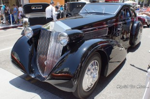 1925 Rolls-Royce Phantom 1 Aerodynamic Coupe, aka, the Round Door Rolls - Rodeo Drive Concours