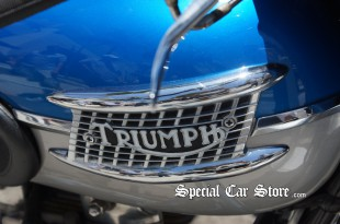 Triumph Motorcycle Rodeo Drive Concours d'Elegance 2012