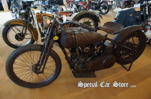 1927 Harley Davidson - 2012 Pebble Beach Antique Motorcycle Auction