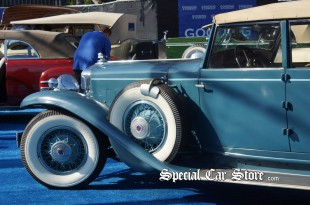 1934 Rolls-Royce Phantom and Collectible Cars ready to cross the Gooding Auction block in Pebble Beach