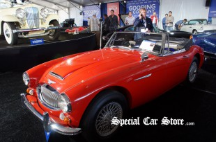 1967 Austin-Healey, Gooding Pebble Beach Auction 2012