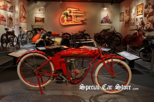Antique Indian Motorcycles, Around The World in 80 sips, Petersen Automotive Museum