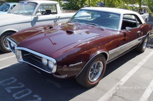 1968 Pontiac Firebird 400 sold at Auctions America California 2014