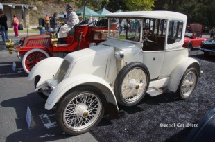 1914 Petite Speciale presented by Petersen Automotive Museum at Greystone Mansion Concours d'Elegance 2016