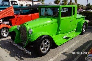 1927 Dodge Brothers Truck no sale at McCormick's Palm Springs Collector Car Auction 58