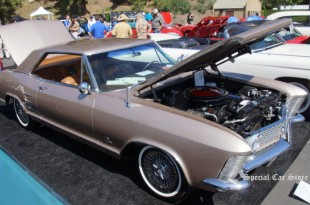 1964 Buick Riviera wins Best of Class at Greystone Mansion Concours d'Elegance 2014