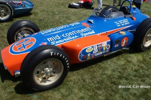 1960 Epperly Mid-Continent Securities Special Roadster at Pebble Beach Concours d'Elegance 2013