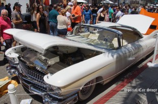 1959 Cadillac Coupe DeVille  - Elvis III at Rodeo Drive Concours d'Elegance 2015