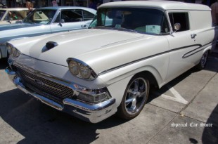 1958 Ford Curica at Downtown Burbank Car Classic 2014