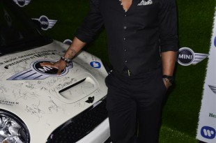 Grammy 2013 Autographed MINI Convertible to be auctioned