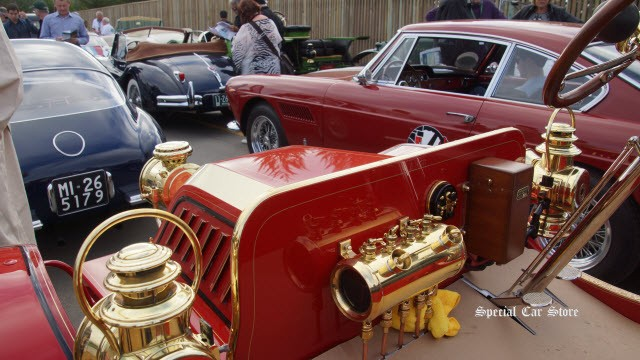 Pebble Beach Tour d'Elegance Presented by Rolex Celebrates its 20th Year