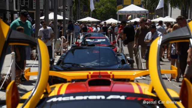 The Fast Lane at the 23rd Annual Rodeo Drive Concours