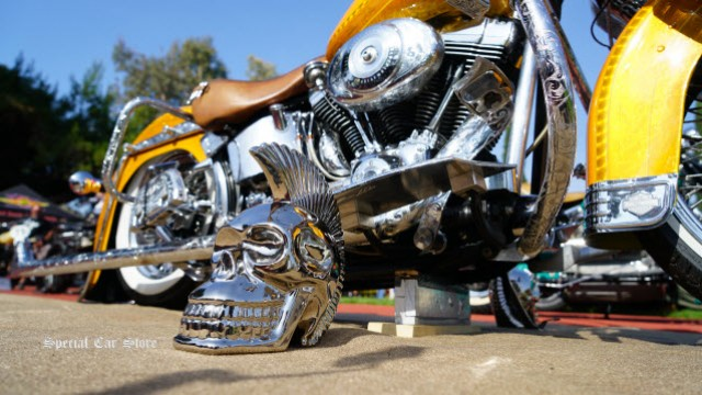 2017 Steve McQueen Car and Motorcycle Show - Snapshots