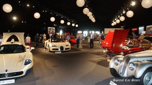 RM Sotheby's Monterey 2016 - Million-Dollar-Plus Sales