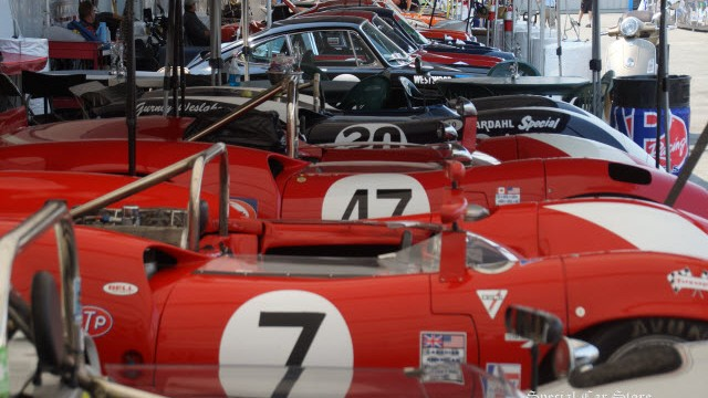 Rolex Monterey Motorsports Reunion: Racing Time in a Bottle