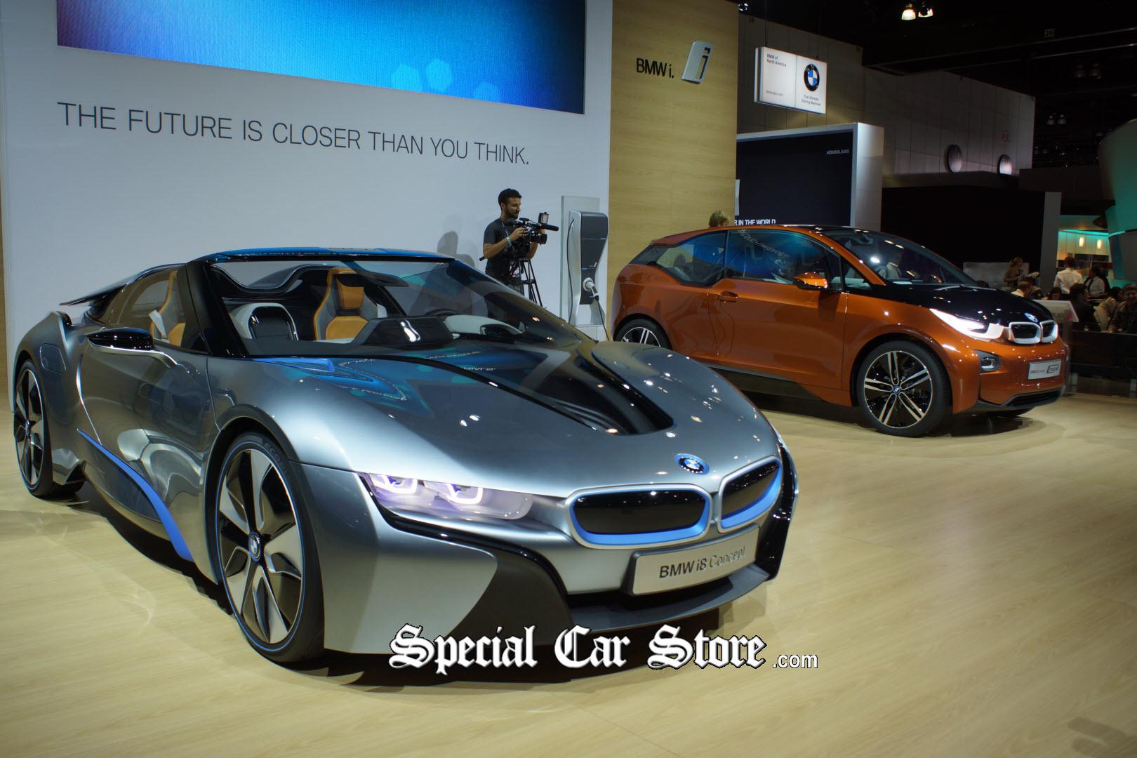 bmw 2012 la auto show | special car store